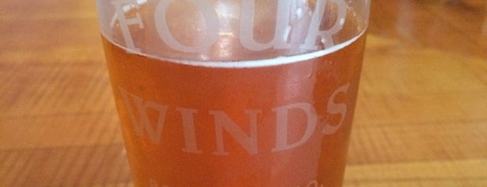 Four Winds Brewing is one of Breweries.