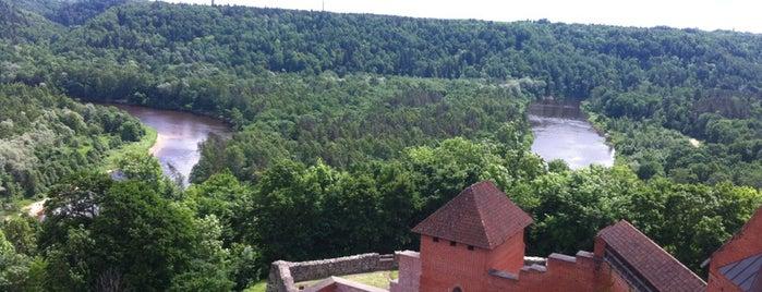 Turaidas pils | Turaida castle is one of AtputasBazes.lv VOL 2.
