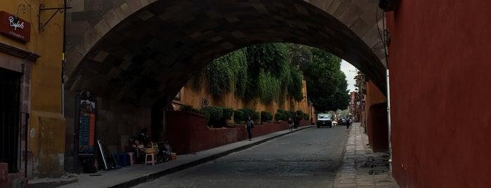 San Miguel de Allende is one of Posti che sono piaciuti a Vanessa.
