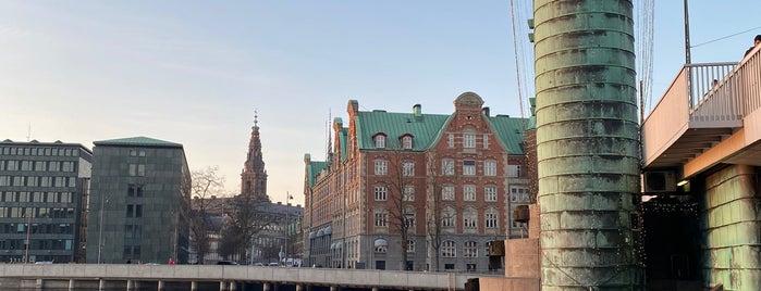 Кристиансхавн is one of Copenhagen.