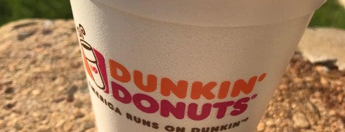 Dunkin' is one of Crispin'in Beğendiği Mekanlar.