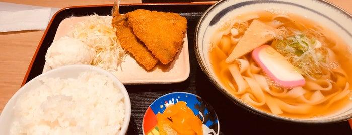 麺坊かどや is one of 亮さんさんのお気に入りスポット.