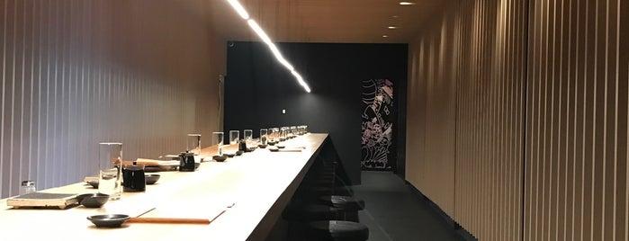 Nori Handroll Bar is one of Joey: сохраненные места.
