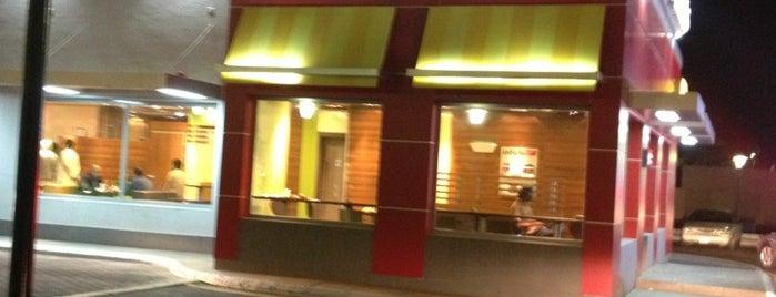 McDonald's is one of Biel 님이 좋아한 장소.