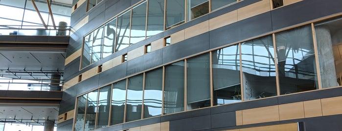 Simon Fraser University Surrey is one of Locais curtidos por Moe.