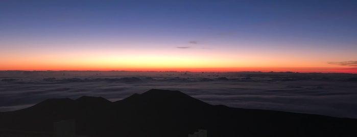 Mauna Kea Summit is one of Hawaii.