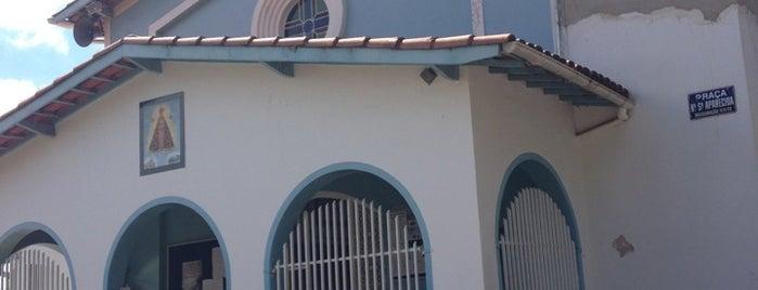 Paroquia Nossa Senhora Aparecida is one of Lugares favoritos de Priscila.
