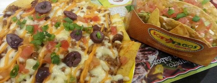 Soft Tacos is one of Orte, die Vinnicius gefallen.