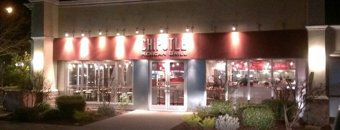 Chipotle Mexican Grill is one of Best Around San Ramon.