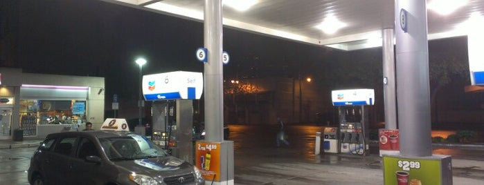 Chevron is one of Krzysztofさんのお気に入りスポット.