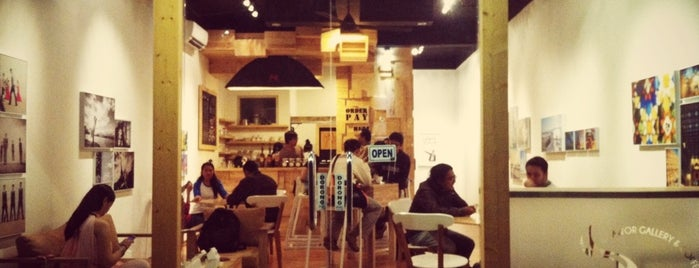 AWOR GALLERY & COFFEE is one of Ammyta 님이 좋아한 장소.