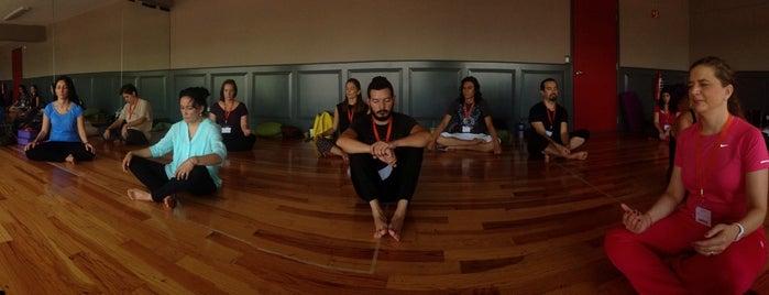 Inspira Yoga is one of Karli : понравившиеся места.