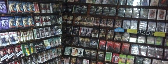 Blockbuster is one of D.F..