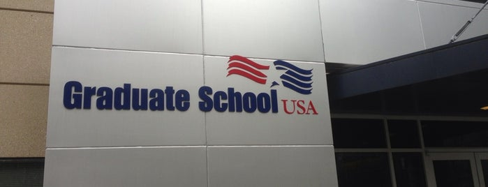 Graduate School USA is one of Washington D C.
