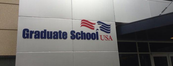 Graduate School USA is one of สถานที่ที่ Jared ถูกใจ.