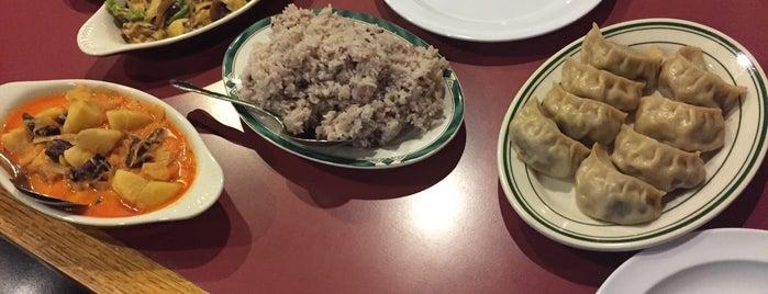 Bhutanese Ema Datsi Restaurant is one of Posti salvati di Christopher.