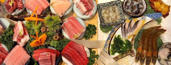 Dongwon Sushi & Tuna is one of BiaRia 2019 NYC.