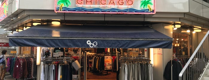 CHICAGO 下北沢店 is one of japan.