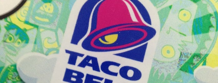 Taco Bell is one of Rodrigoさんのお気に入りスポット.