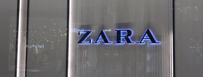 Zara is one of Lviv.