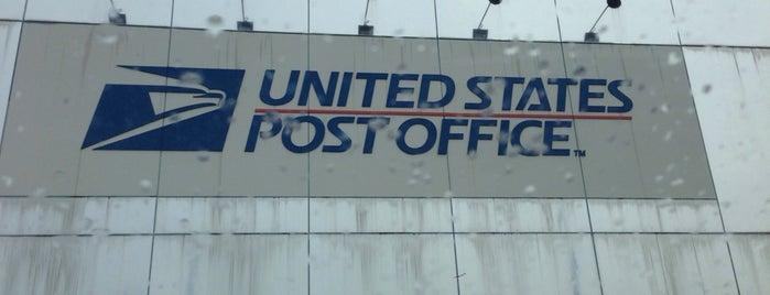 US Post Office is one of Tempat yang Disukai Sorora.
