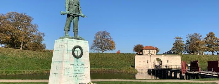 Vore Faldne Monument is one of Posti che sono piaciuti a Princesa.