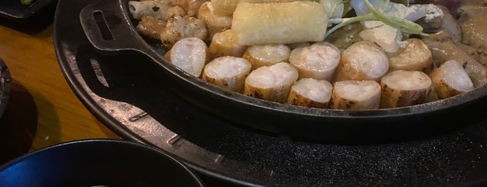 Gopchang Story is one of manhattan restaurants.