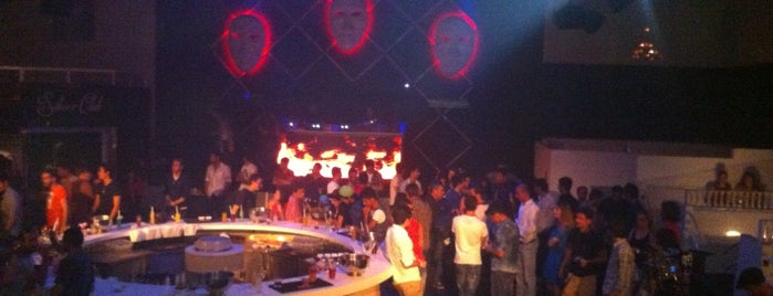 Masquerade Club is one of İstanbul.