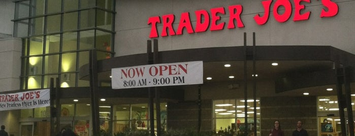 Trader Joe's is one of San Diego.