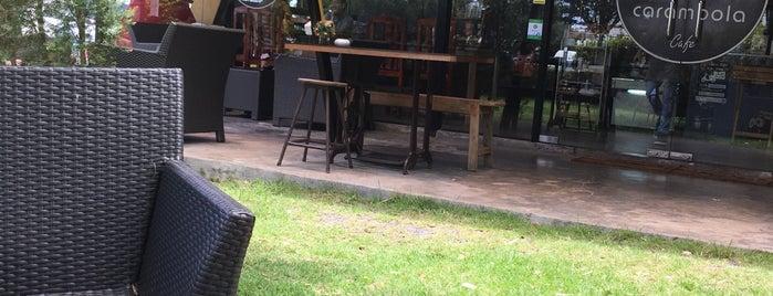 Carambola cafe is one of Phuket.
