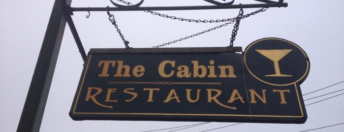 The Cabin Restaurant is one of Food to try.