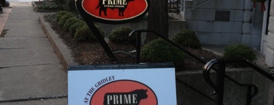 Prime Steakhouse is one of Koriさんのお気に入りスポット.