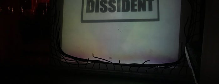 Dissident is one of Nadezhdaさんのお気に入りスポット.