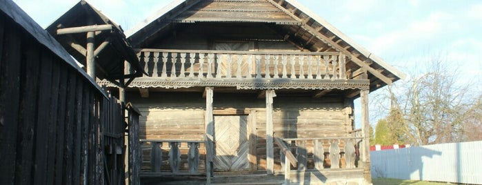 Гiсторыка-культурны музей-запаведнік Заслаўе is one of Stanisławさんのお気に入りスポット.
