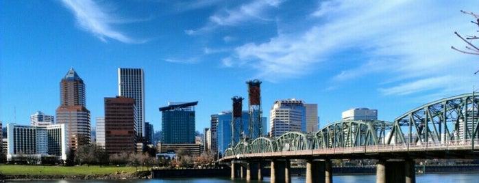 Hawthorne Bridge is one of Portlandia Pilgrimage.
