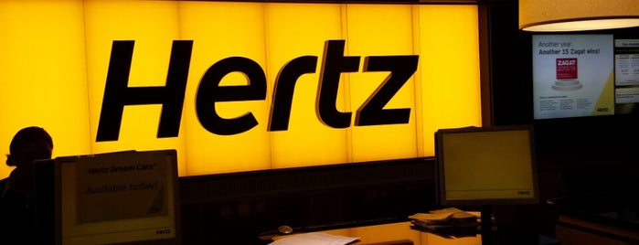 Hertz is one of Lieux qui ont plu à Alberto J S.
