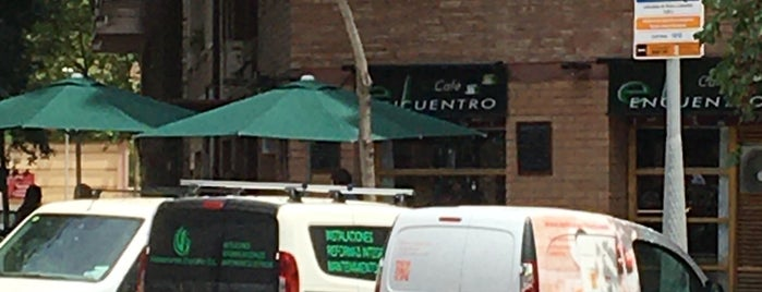 Cafe El Encuentro is one of Lugares favoritos de Carlos.
