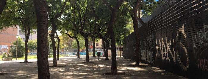 Jardins de Màlaga is one of Tempat yang Disukai Carlos.
