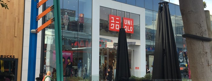 UNIQLO ユニクロ is one of barcelona.