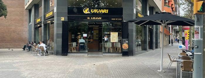 Vivari is one of Locais curtidos por Carlos.