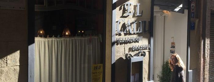 El Caliu is one of Vic HQ (B&C).