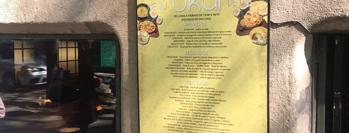 Ukai is one of Restaurantes Bcn.