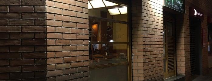 Cafe El Encuentro is one of Orte, die Carlos gefallen.