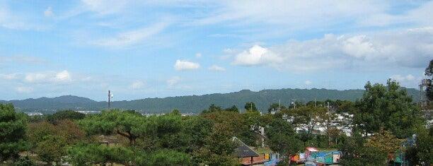 じゅらくの里 is one of Tempat yang Disukai kenzino.