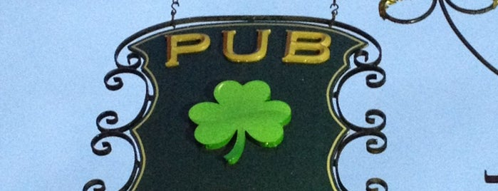 Pub St-Patrick is one of Posti salvati di Timothy.