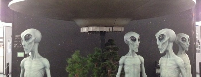 International UFO Museum and Research Center is one of America Road Trip!.