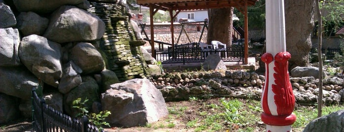 Pınarhisar Ali Özer Parkı is one of สถานที่ที่ TARIK ถูกใจ.