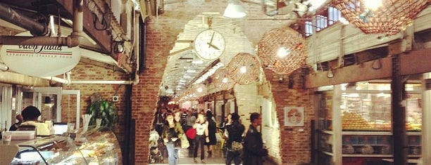 Chelsea Market is one of NYC Spots for Out of Towners.