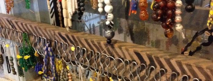 African Bead Museum is one of Posti che sono piaciuti a Jen.