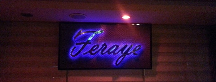 Feraye Bistro Cafe & Bar is one of Lieux qui ont plu à (〽️)MuuD.